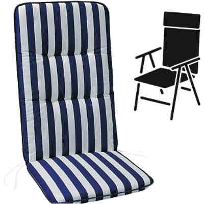 sitzauflagen in blau online kaufen yomonda. Black Bedroom Furniture Sets. Home Design Ideas