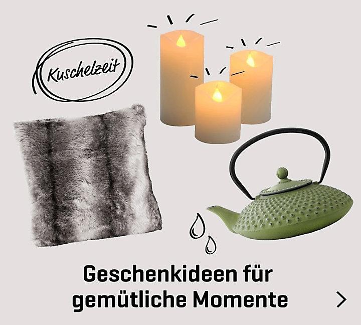 Geschenkideen für gemütliche Momente