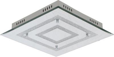 Näve LED-Wand u. Deckenleuchte mit Kristalleffekt