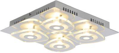 Näve LED-Wand- u. Deckenleuchte