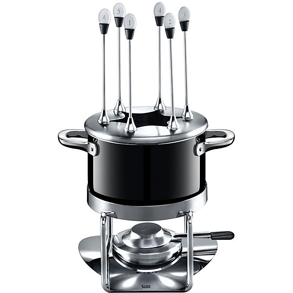 "10-tlg. Fondue Set ""Passion"""