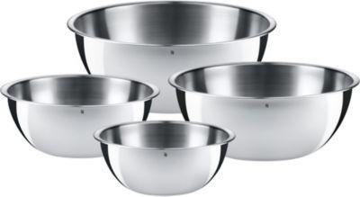 6-teilig Schale Salatschüssel Rührschüssel rund Kunststoffschüssel Set