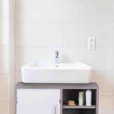 Bad Waschbecken Unterschrank \