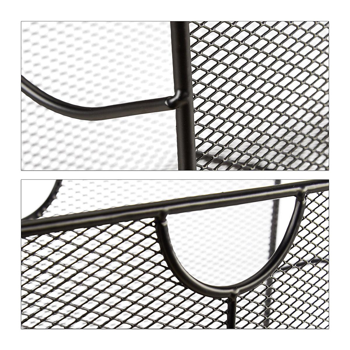 zeitungsst nder schwarz yomonda. Black Bedroom Furniture Sets. Home Design Ideas