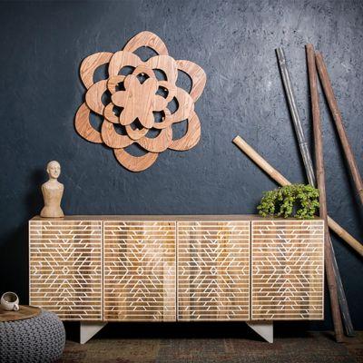 Oriental Sideboard ´´Marokko´´ hellbraun