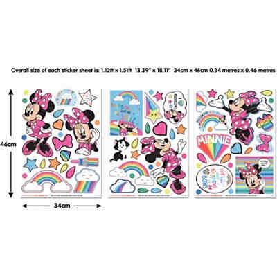 Tapete Mickey & Minnie Mouse, 10 m x 53 cm, weiß, Disney Mickey ...