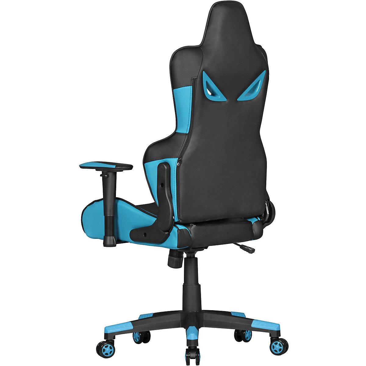 Bürostuhl Mit Liegefunktion : kunstleder b rostuhl gamer ergonomisch mit liegefunktion ~ Watch28wear.com Haus und Dekorationen