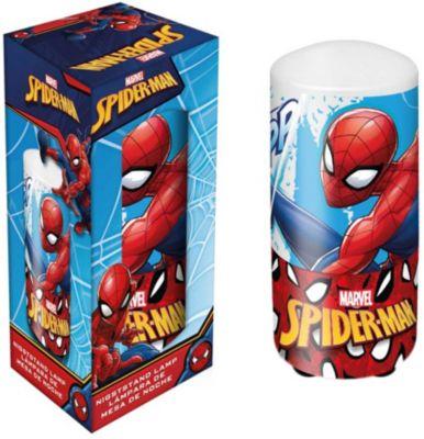 Spiderman Nachttischlampe   Lampen > Tischleuchten > Nachttischlampen   Kunststoff   yomonda