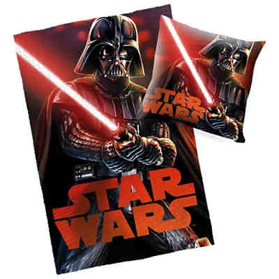 Star Wars Decke & Kissen Set