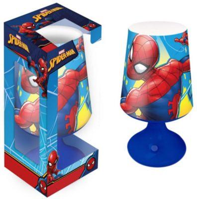 Spider-Man LED Nachttischlampe   Lampen > Tischleuchten > Nachttischlampen   yomonda