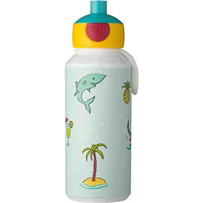 Mepal Trinkflasche pop-up campus Doodle, 400 ml