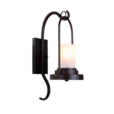 FAVOURITE Wandleuchte Capanna im Kerzen-Look Deckenleuchten dunkelbraun