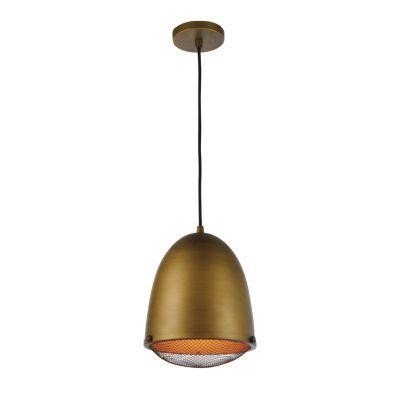 FAVOURITE Hängeleuchte Pignatta mit verstellbarer Höhe Deckenleuchten gold