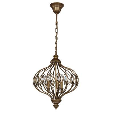 FAVOURITE Hängeleuchte Fes im orientalischen Stil Deckenleuchten bronze