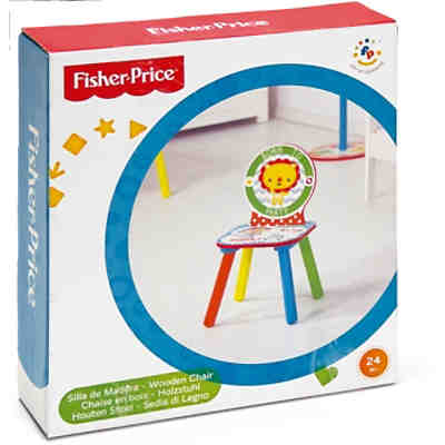 Fisher Price Holzstuhl