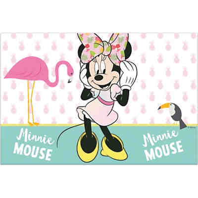 Tischdecke Minnie Tropical Disney 120 x 180 cm