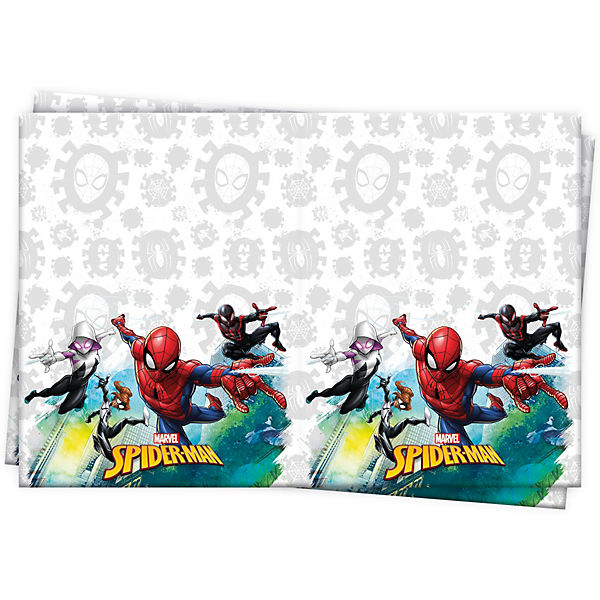 Tischdecke Spiderman Team Up 120 x 180 cm
