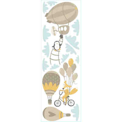 Wand Sticker Air Balloon, ML