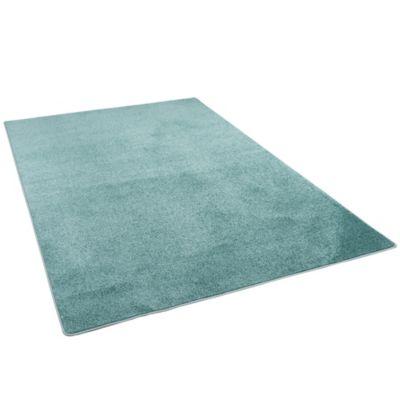 Snapstyle Hochflor Velours Teppich Luna mint Gr. 80 x 320 | Heimtextilien > Teppiche > Hochflorteppiche | Snapstyle