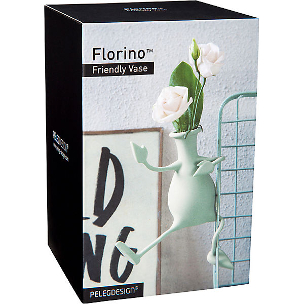 "Flexible Vase ""Florino"""