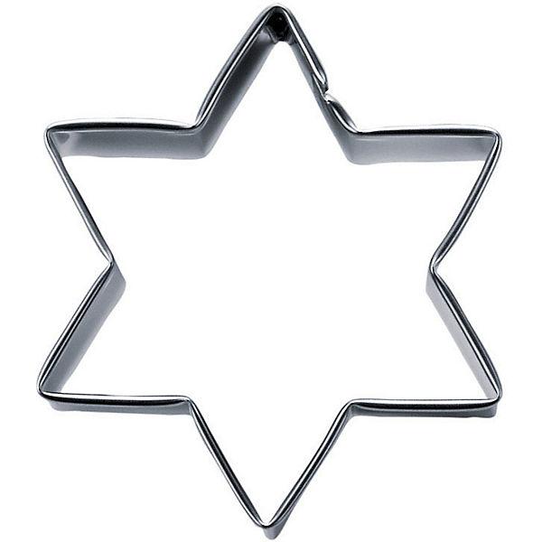 6 zackiger stern