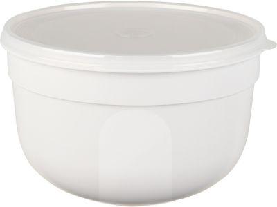 Emsa Frischhaltedose Superline Colours 4l rund weiß | Küche und Esszimmer > Aufbewahrung > Vorratsdosen | Emsa