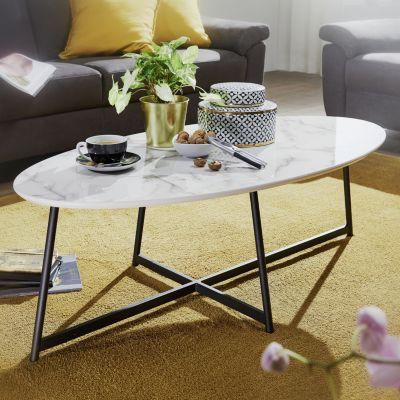 Couchtisch Wohnzimmertisch Kafeetisch Hochglanz Tisch Beistelltisch Schwarz