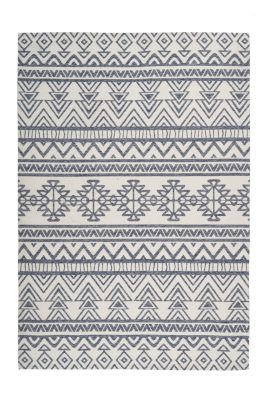 Arte Espina Teppich Vintage Muster Azteken Design Teppiche Grau Lila Creme