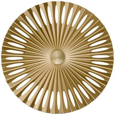 Brilliant Phinx LED Wandleuchte 40cm gold