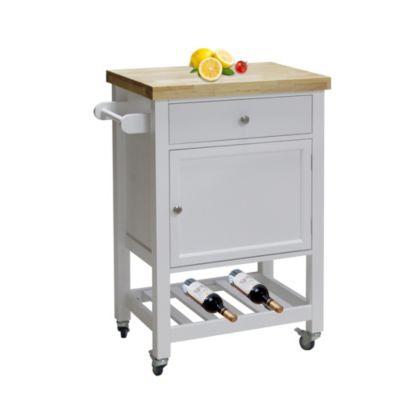 HTI-Line Küchenwagen M Blanca weiß