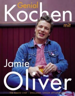 Buch - Genial kochen mit Jamie Oliver