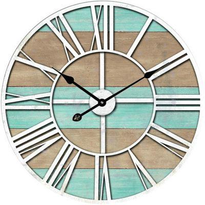 HTI-Line Wanduhr Modern bunt | Dekoration > Uhren > Wanduhren | Bunt | HTI-Line