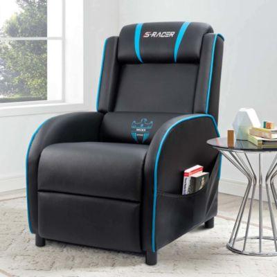 HTI-Line Relaxsessel Gaming blau