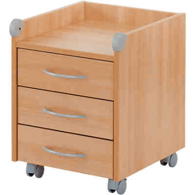 schreibtisch cool top ii h henverstellbar buche silberfarbig holzfarben kettler yomonda. Black Bedroom Furniture Sets. Home Design Ideas