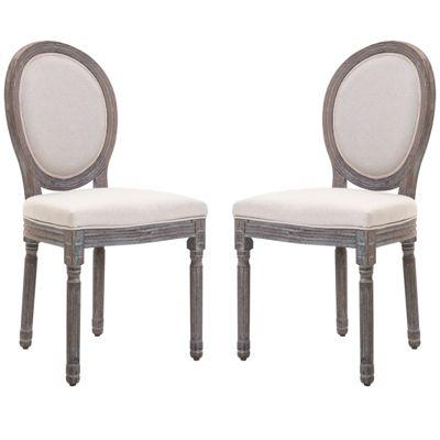 Homcom Esszimmerstühle online kaufen | Möbel Suchmaschine