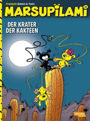 Buch - Marsupilami - Der Krater der Kakteen | Dekoration > Dekopflanzen > Pflanzen | Carlsen Verlag