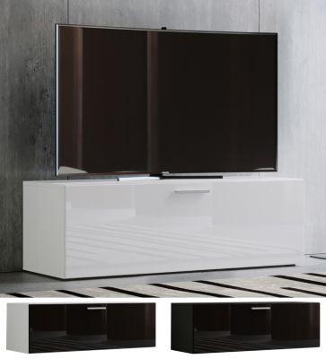 VCM TV Lowboard Fernsehtisch Rack Phono Möbel Tisch Holz Sideboard Medienrack Fernsehbank