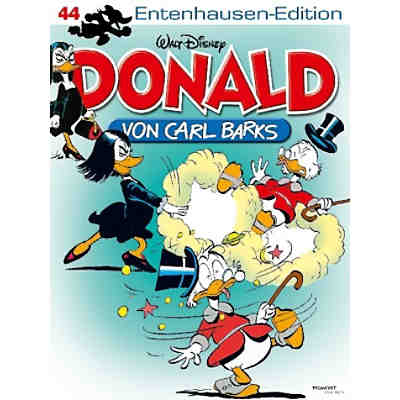 Entenhausen-Edition - Donald. Bd.44