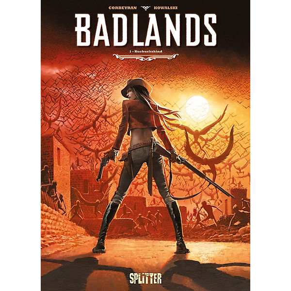 Badlands - Das Eulen-Kind
