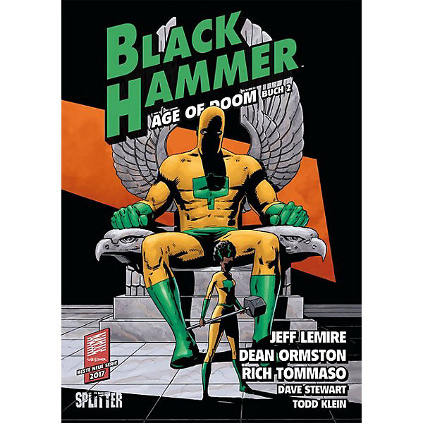 Black Hammer - Age of Doom. Bd.2