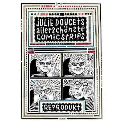 Julie Doucets allerschönste Comic Strips