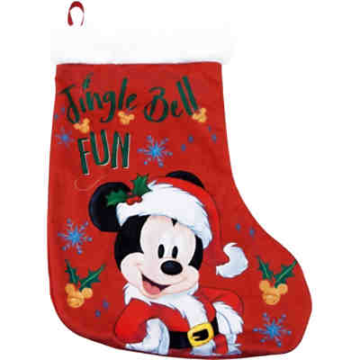 Disney Mickey Mouse Weihnachtssocke