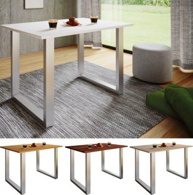 VCM Premium Esszimmertisch Holztisch Esstisch Tisch