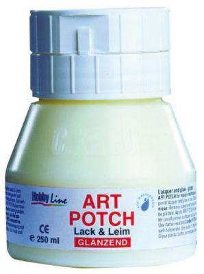 C. KREUL Hobby Line Art Potch Serviettenkleber & Lack glänzend, 250 ml | Heimtextilien > Tischdecken und Co > Servietten | C. KREUL