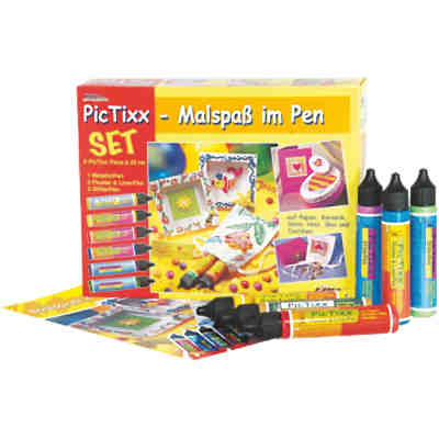 Hobby Line PicTixx Verzierstifte-Set