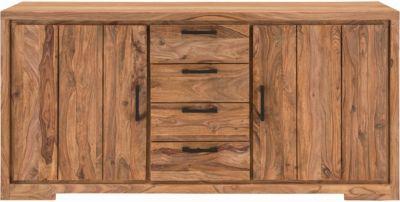 SIT Sideboard, 176x45x85cm braun