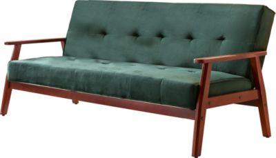SIT Schlafsofa, 188x85x81cm grün