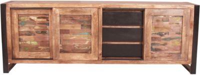 SIT Sideboard, 180x40x65cm mehrfarbig