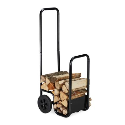 Kaminholzregal Holzregal Kaminholzständer Holzaufbewahrung Holzständer Feuerholz