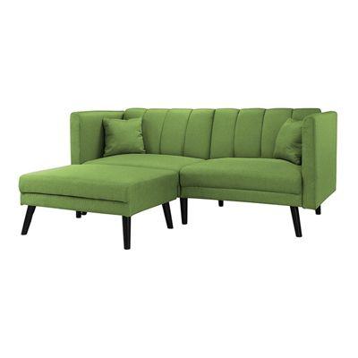 HTI-Line Ecksofa Matisse grün